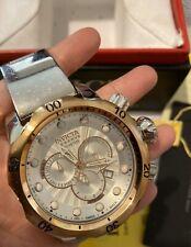 Boxed Invicta Reserve Swiss Made Chronograph Venom Mens Quartz Watch