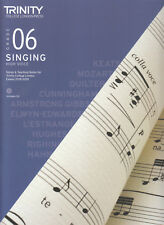 TRINITY SINGING 2018-2021 Grade 6 High Voice + CD