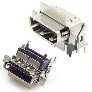 For Xbox One S HDMI Display Port Jack Socket Connector Replacement