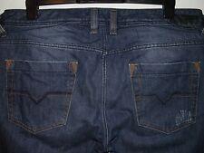 Jeans bootcut DIESEL trouleg lavare 008BK W36 L34 (a2619)