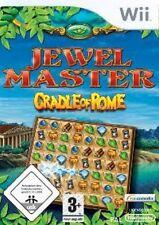 Nintendo WII JEWEL Master Cradle Of Rome * tedesco ottime condizioni