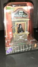 Spooky Town One Way Ticket Only 2014 Lemax