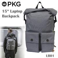 "PKG LB01 15"" Laptop Waterproof Backpack Bag Case for 15"" MacBook Pro & iPad Air"