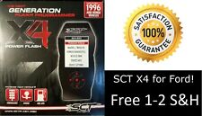 SCT X4 Programmer for Ford! *Brand New in Box!*