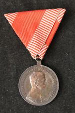 Original Orden Tapferkeitsmedaille Kaiser Karl / Fortitvdini / Tapferkeitsorden