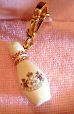 NWT 2008 JUICY COUTURE BOWLING PIN CHARM (RARE) YJRU2327