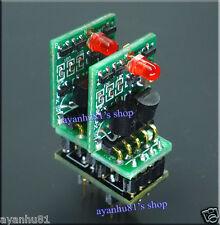 HDAM Full Discrete Dual Op Amp Module replace NE5532 MUS02 OPA2604 LME49720