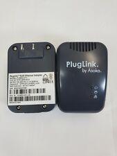Enphase Energy Asoka PL9650-ETH Pluglink Ethernet Adapters Qty.(2)