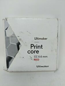 Ultimaker Print Core Red CC (0.6mm) (see description)