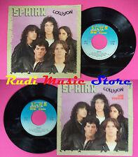 LP 45 7'' SPHINX Collision 1982 italy SYSTEM MUSIC SM 45001 no cd mc dvd *