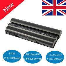 9 Cell Battery For Dell Latitude E6420 E6430 E6530 E5420 E5430 E6520 M5Y0X T54FJ
