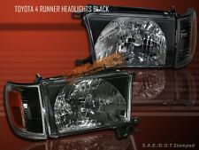 1996-1998  TOYOTA 4 RUNNER HEADLIGHTS + CORNER