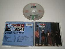 KOOL & THE GANG/EVERYTHING'S KOOL & THE GANG(METRONOME/834 914-2)CD ALBUM