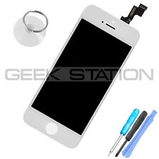 for iPhone 5s LCD replacement touch screen digitizer display assembly white new