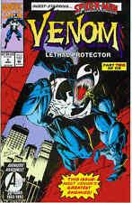 Venom: Lethal Protector # 2 (of 6) (Mark Bagley) (guest: Spiderman) (USA, 1993)