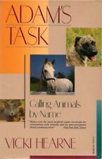 Adam's Task, Herne, 1987, dog & horse training