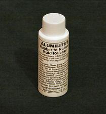 NEW Alumilite Rubber to Rubber Mold Release Brush On 1 fl oz