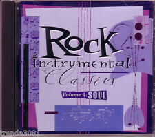 Rock Instrumental Classics Vol 4 Soul Rhino CD Greatest 70s KING CURTIS BAR-KAYS