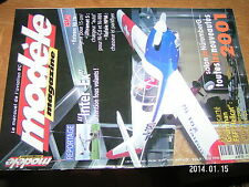 Modell Magazin Nr°594 Plan Eingefügt Grumman F6F Hellcat/Extrem 90 Burst Npm
