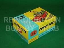 Corgi #487 Circus Land Rover Parade Vehicle - Reproduction Box by DRRB