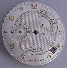 Zenith 655 Watch Part: used Dial, diameter: 29.5 millimeters