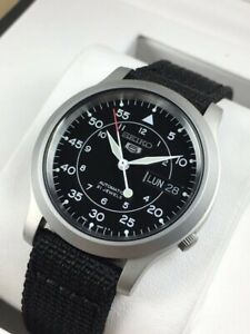 Seiko 5 SNK809K2 Automatic New Boxed With Warranty RRP £169