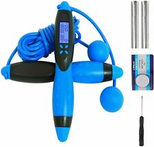 Happiere Jump Rope with Counter for Fitness Training, Speed Jumping Rope