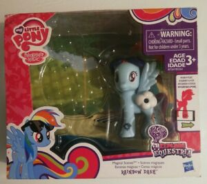 My Little Pony Rainbow Dash Magical Scenes Explore Equestria Doll Figure Toy