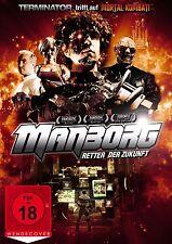 Manborg - Retter der Zukunft ( Action-Sci-Fi ) mit Adam Brooks, Jeremy Gillespie