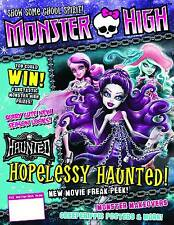 MONSTER HIGH MAGAZINE #12 UNLEASH YOUR STYLE DEMON! FREE SHIPPING! POPULAR!