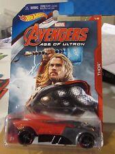 Hot Wheels Avengers Age of Ultron Thor Buzz Bomb