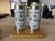 Bitburger Pfeffer & Salzstreuer