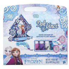 Hasbro Toys Play-Doh Playdoh Dohvinci Frozen Design Kit