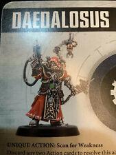 Warhammer 40k Adeptus Mechanicus Technoarcheologist Daedalosus Blackstone