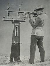 American Wilkinson Sub Target Machine Bisley 1903 Photo Article 7796