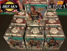 MEMPHIS GRIZZLIES 2019-20 Mosaic Basketball 10 Blaster Box Break #1021