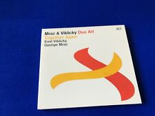 NEW George Mraz & Viklicky Duo Art Together Again - Jazz ACT CD Promo Copy 2014