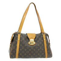 LOUIS VUITTON Monogram Stresa PM Shoulder Bag M51186 LV Auth 14789