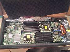 Dell 37M3H PowerEdge M710HD Blade Server System Board Motherboard Dual LGA 1366