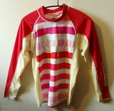 "OCEAN PACIFIC Sun Protection Shirt  12-14 years 34"" 86 cm  Lycra"