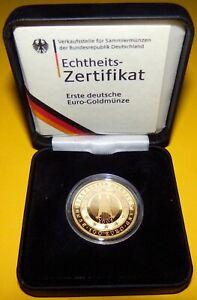 100-Euro-Goldmünze • 2002 • A