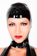Latex Maske gesichtsoffen mit RV Latexa Rubber Hood Latexmaske f. Sie u. Ihn Neu