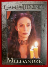 GAME OF THRONES - Season 4 - Card #59 - MELISANDRE - Rittenhouse 2015