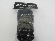 Marketing Instincts Sony Gran Turismo Sport Plush Dice Set