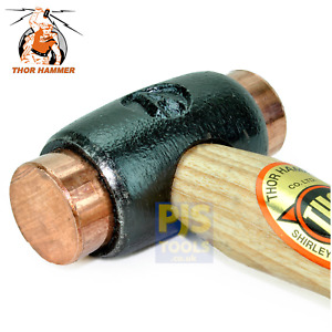 Thor 308 copper copper face size A 25mm 425g hammer mallet THO308