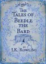 The Tales of Beedle the Bard, Standard Edition - Hardcover NEW Rowling, J. K. 20