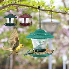 RT25985 BF027 Green Standard Bird Nut Feeder