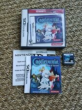 Castlevania: Dawn of Sorrow (Nintendo DS, 2005) CIB Complete Tested