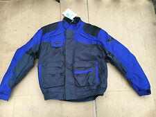 "SPYKE Mens Textile Waterproof Motorcycle Jacket UK 40"" to 42"" chest   H82"