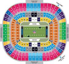 Carolina Panther Season tickets